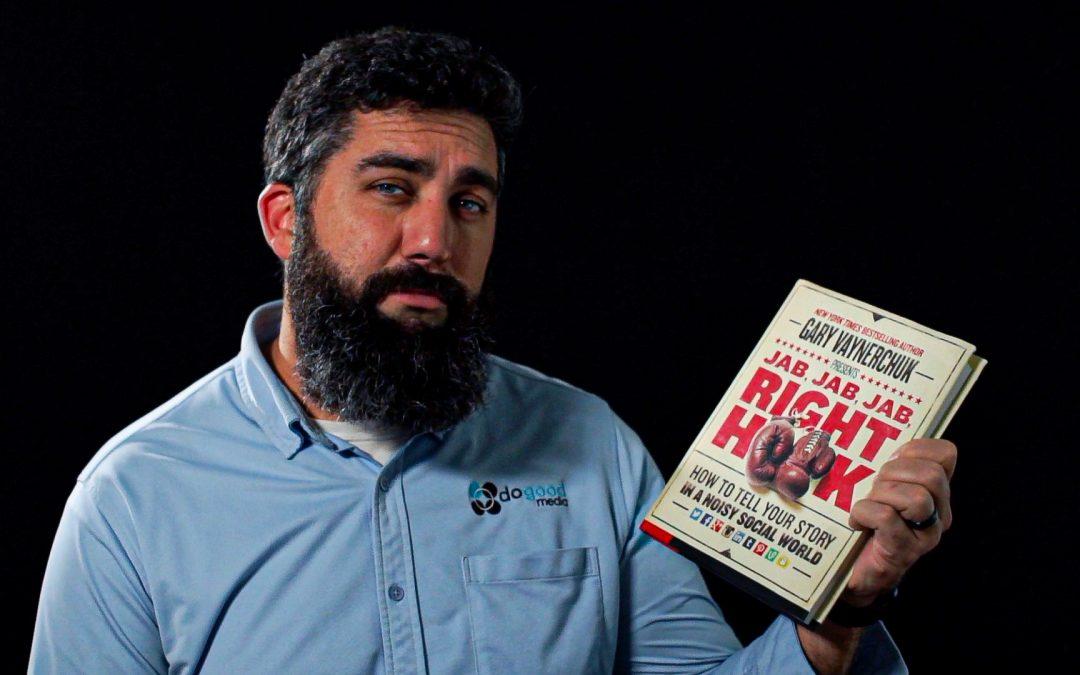 Jab, Jab, Jab, Right Hook – Book Recommendation